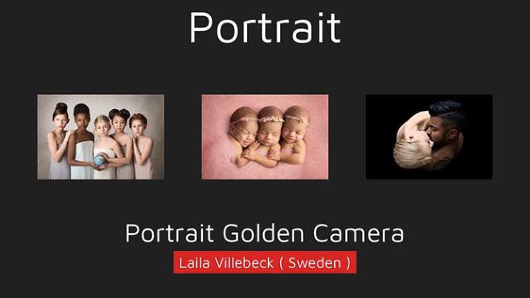 Vinnande bilder i porträttkategorin FEP 2019 Awards