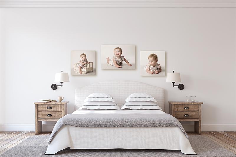 Dekorera dina rum med vackra väggporträtt