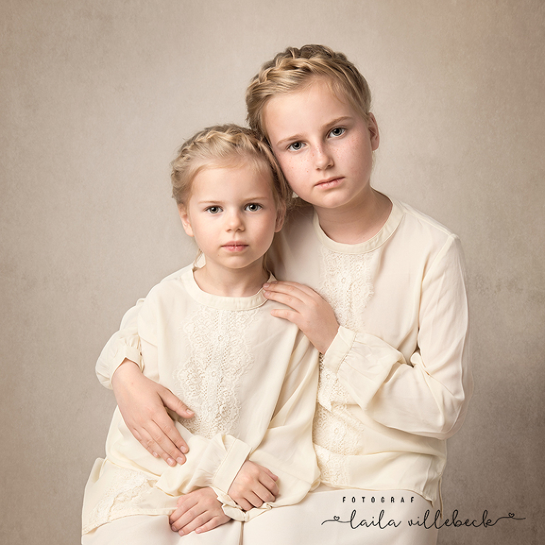 Fineart children's portraiture