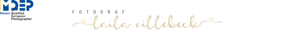 Fotograf Laila Villebeck logo